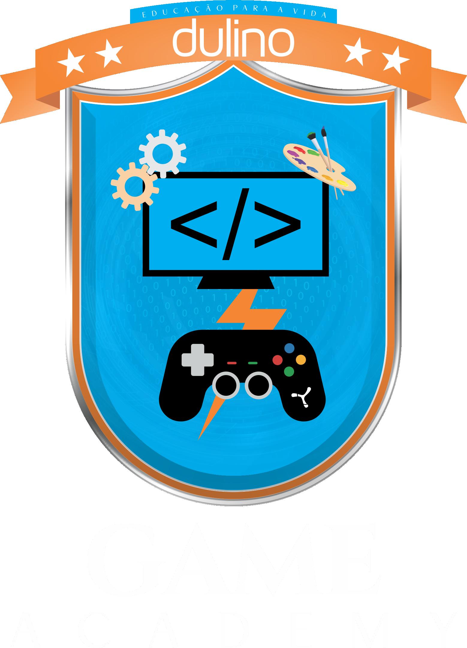 GAME ACADEMY VERTICAL - FUNDO PERTO